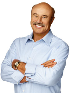 Dr. Phil and parents